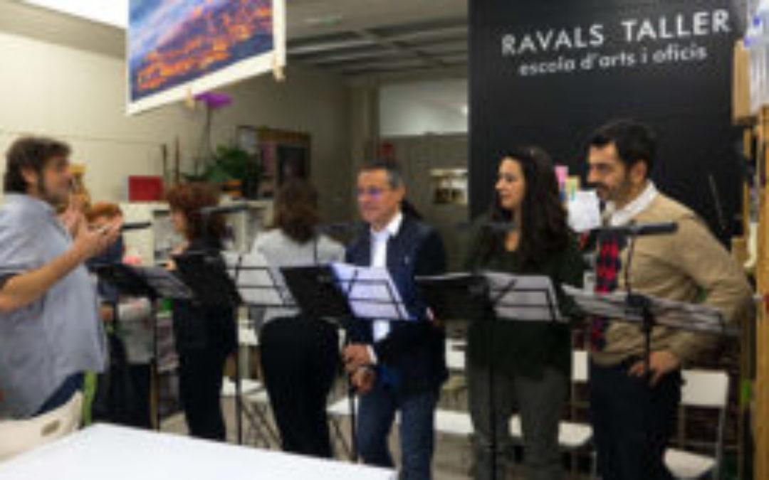 L'ANY JOAN OLIVER 2016 A RAVALS TALLER